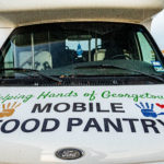 Helping Hands of Georgetown Texas Mobile Food Pantry